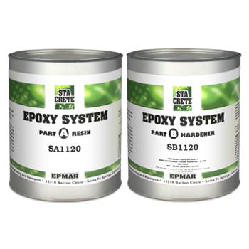 Kemiko® High Solids Moisture Vapor Barrier Epoxy (SS1120) Kit