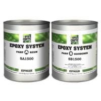 Kemiko® STA CRETE® 100% Solids Pigmented Epoxy (SS1500) Kit