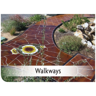 Kemiko Products Application - Walkways Example