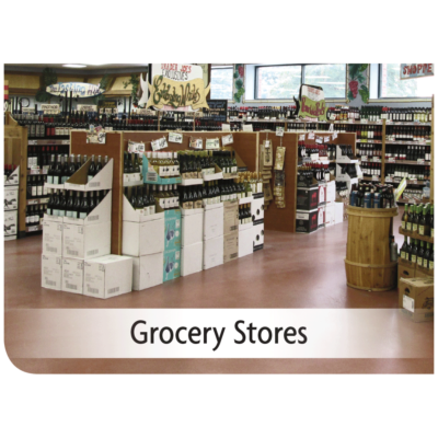 Kemiko Products Application - Grocery Stores Example