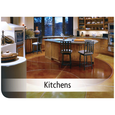 Kemiko Products Application - Kitchens Example