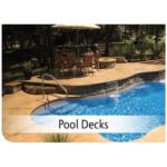 Kemiko Products Application - Pool Decks Example