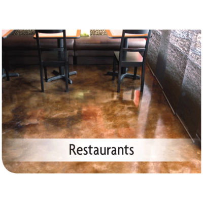 Kemiko Products Application - Restaurants Example