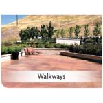 Kemiko Products Application - Walkways Example