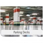 Kemiko Products Application Example - Parking Decks
