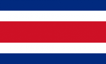 International Kemiko Dealers, Costa Rica Flag