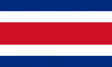International Kemiko Dealers, Costa Rica Flag