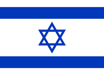 International Kemiko Dealers, Israel Flag