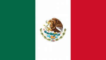 International Kemiko Dealers, Mexico Flag