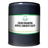 Image - Kemiko Color Enhancing Acrylic Concrete Sealer